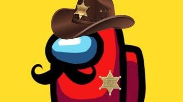 Imagen de Así es el mod del sheriff de Among Us que arrasa en redes