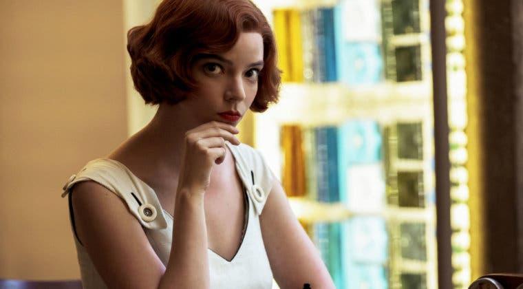 Imagen de Así sería la temporada 2 de Gambito de Dama de ser por Anya Taylor-Joy