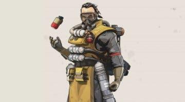 Imagen de Los creadores de Apex Legends explican por qué eliminaron el buff de Caustic