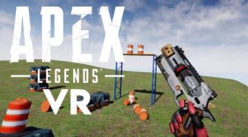 Imagen de Así de espectacular luciría Apex Legends en realidad virtual