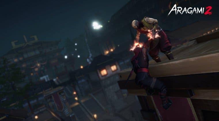 Imagen de Sigilo, combates, personalización y más elementos se lucen en el nuevo gameplay de Aragami 2