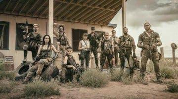 Imagen de Army of the Dead hace una asombrosa referencia al Snyder Cut