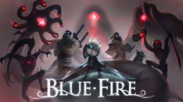 Imagen de Anunciada la fecha de salida de Blue Fire en Switch y PC