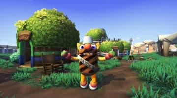 Imagen de Los desarrolladores de Bugsnax aún no han terminado de trabajar en el juego