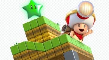 Imagen de Super Mario 3D World + Bowser's Fury revela novedades sobre los niveles de Captain Toad