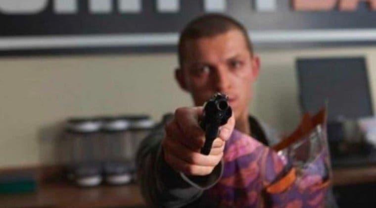 Imagen de Tom Holland es un atracador de bancos en el nuevo y espectacular tráiler de Cherry