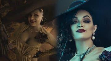Imagen de Así es el nuevo e impresionante cosplay de Lady Dimitrescu, la vampira de Resident Evil 8
