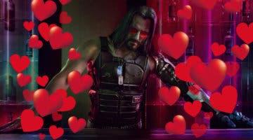 Imagen de Un mod de Cyberpunk 2077 permite tener sexo con Johnny Silverhand (Keanu Reeves)