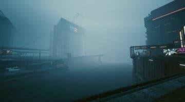 Imagen de Night City se convierte en un lugar más gris y neblinoso con un nuevo mod de Cyberpunk 2077