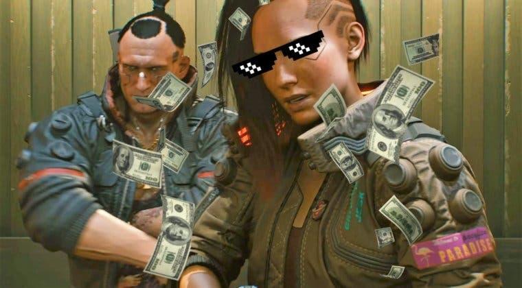 Imagen de CD Projekt RED revela el millonario presupuesto de Cyberpunk 2077