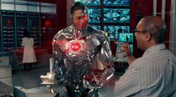 Imagen de Ray Fisher (Cyborg) confirma su expulsión de The Flash
