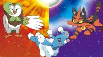 Imagen de Elige al mejor Pokémon inicial: ¿Dartrix, Torracat o Brionne?