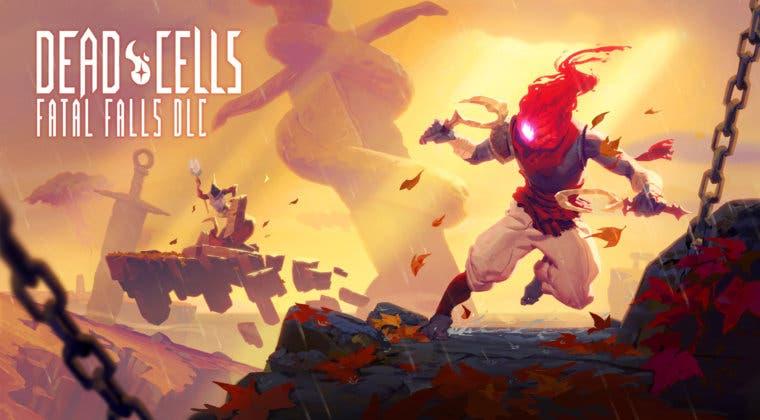 Imagen de Fatal Falls, la última expansión de Dead Cells, celebra su lanzamiento con un tráiler
