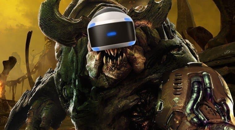 Imagen de Lo próximo de id software, creadores de DOOM, llegará en 2021 a realidad virtual, según un registro