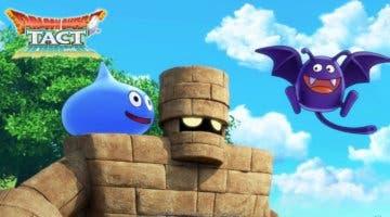 Imagen de Dragon Quest Tact se lanzará este mismo mes en Occidente