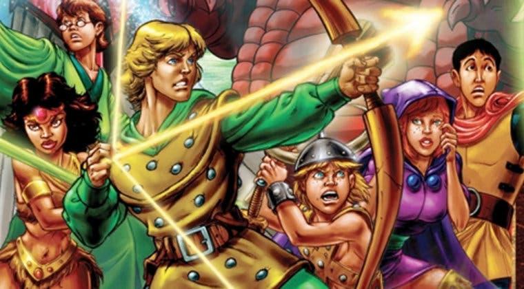 Imagen de Dragones y mazmorras tendrá una serie con el creador de John Wick