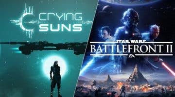 Imagen de Descarga Crying Suns gratis en Epic Games Store; Star Wars Battlefront 2 será el siguiente