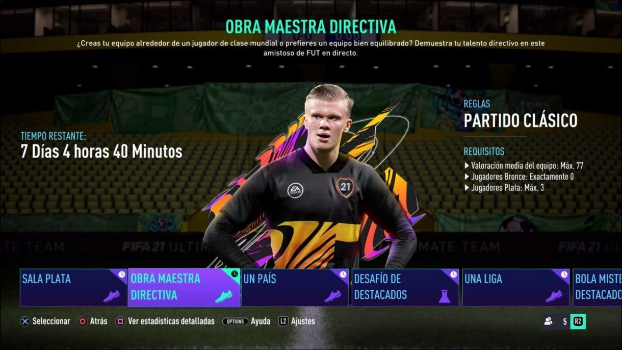FIFA 21: los cambios más positivos de Ultimate Team. Amistosos online torneos