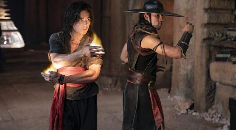 Imagen de Primeras e increíbles imágenes de la película en live-action de Mortal Kombat