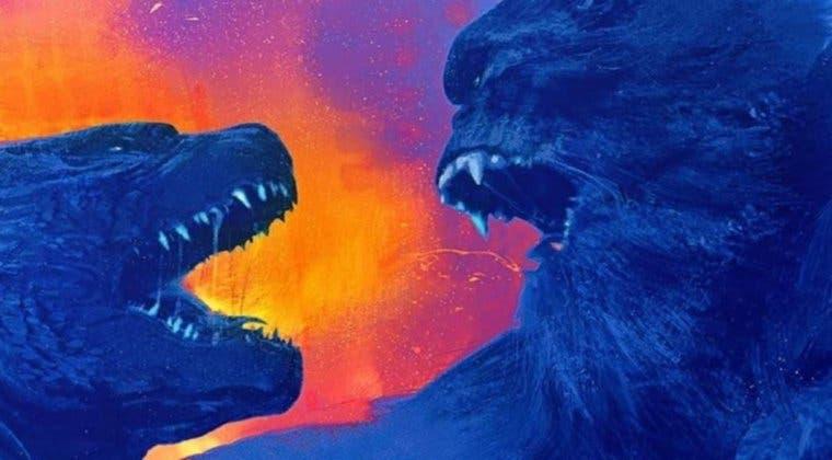 Imagen de Primer vistazo a la espectacularidad de Godzilla vs. Kong en estas increíbles imágenes