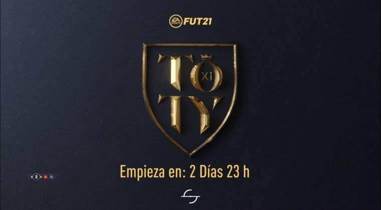 Imagen de FIFA 21: la pantalla de carga de Ultimate Team confirma cuándo comienza el TOTY