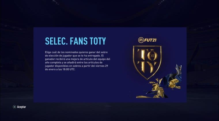 Imagen de FIFA 21: ya puedes votar por el TOTY número 12. Estos son los nominados