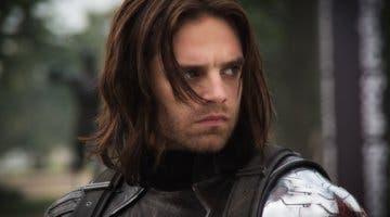 Imagen de Así luce por primera vez Sebastian Stan con el nuevo traje de Bucky en Falcon y Soldado de Invierno