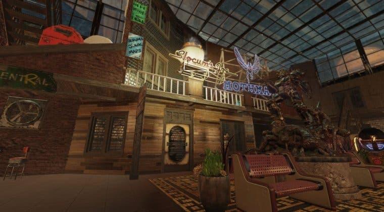 Imagen de Fallout 76 conoce a BioShock: Un usuario crea un increíble refugio basado en Rapture
