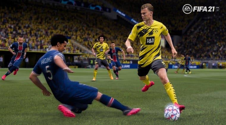 Imagen de FIFA 21: ya podemos volver a jugar partidos en Ultimate Team