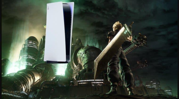 Imagen de La parte 2 de Final Fantasy VII Remake sería exclusiva de PS5, según un rumor