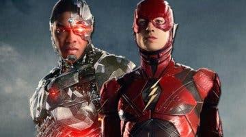 Imagen de The Flash: Ray Fisher (Cyborg) ya no aparecerá en la película