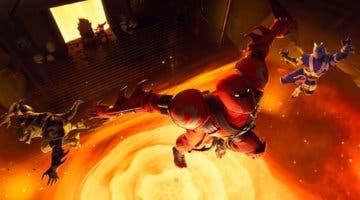 Imagen de El modo 'El suelo es lava' de Fortnite volvería pronto al juego, según nuevas pistas