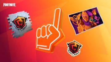 Imagen de Fortnite: cómo conseguir gratis el accesorio mochilero, grafiti y emoticono de la FNCS (Temporada 5)