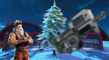Imagen de Fortnite: así será el nuevo subfusil mítico capaz de congelar que llegaría pronto al juego