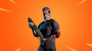 Imagen de Uno de los nuevos portales de Fortnite estaría conectado al universo de Terminator