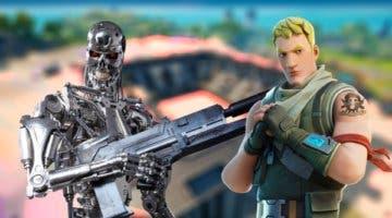 Imagen de Fortnite filtra el nuevo pack de skins de Terminator de la Temporada 5
