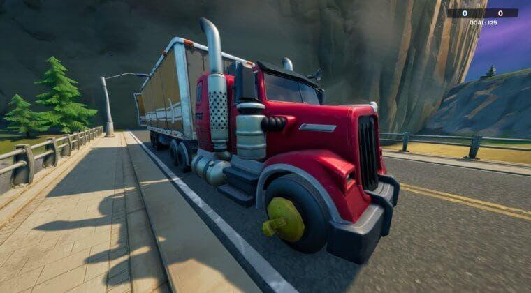 Imagen de Fortnite: Entrega un camión en la Granja de Girasol