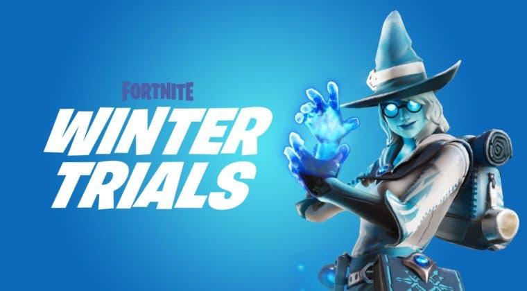 Imagen de Fortnite: cómo conseguir gratis el nuevo envoltorio, grafiti y emoticono de las 'Winter Trials'