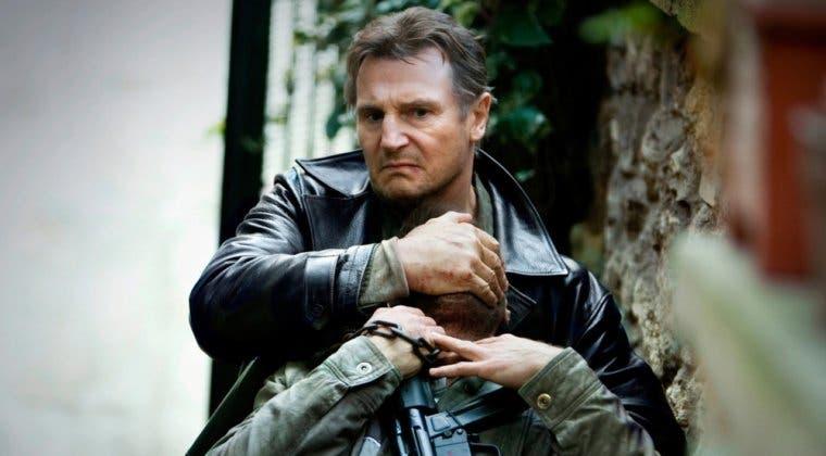 Imagen de Liam Neeson anuncia que dejará pronto las películas de acción