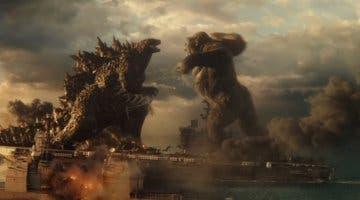 Imagen de Godzilla vs. Kong anticipa una batalla apoteósica en su espectacular primer tráiler