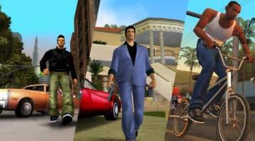 Imagen de GTA 3, Vice City y San Andreas, juntos y remasterizados en un pack, según rumores