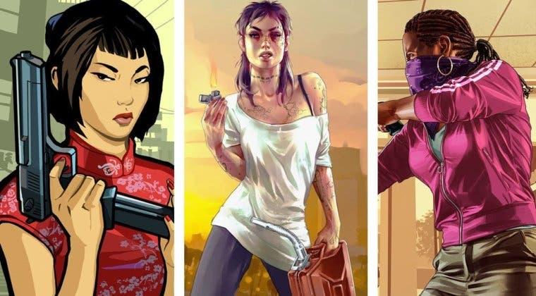 Imagen de GTA 6 contaría, por primera vez, con una protagonista femenina, según un rumor