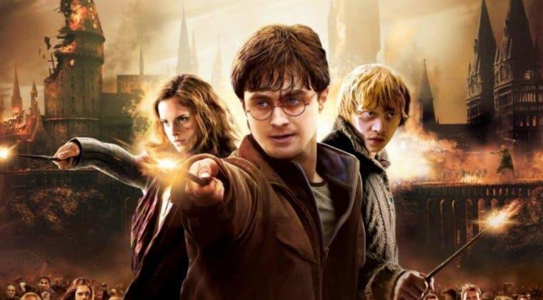 Imagen de Estas fotos random de los rodajes de Harry Potter triunfan en redes