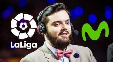 Imagen de Ibai y Ander se convierten en comentaristas oficiales de LaLiga a través de Twitch y Movistar