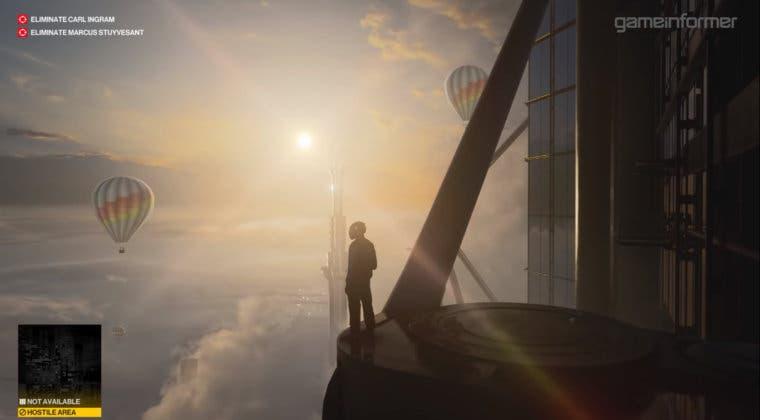 Imagen de Hitman 3 muestra 5 minutos de gameplay de su primera misión