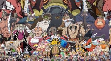 Imagen de One Piece lanza una encuesta mundial para escoger los mejores personajes de su historia
