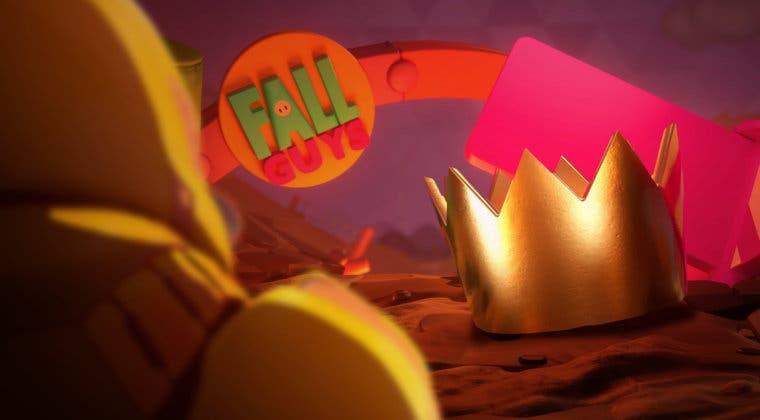 Imagen de Fall Guys anunciaría pronto una colaboración con DOOM