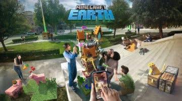 Imagen de Minecraft Earth anuncia su cierre debido al COVID-19