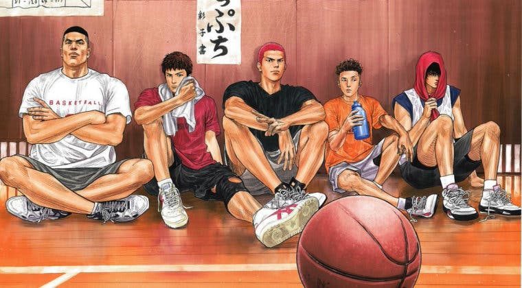 Imagen de Slam Dunk anuncia una nueva película de anime