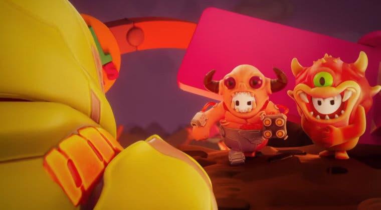 Imagen de Fall Guys revela el primer disfraz de la temporada 4